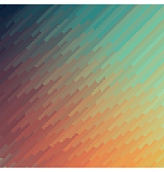 Abstract colorful mosaic banner background vector