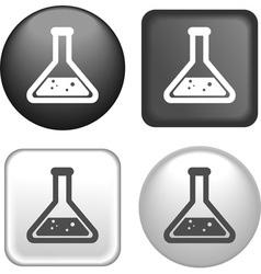 button probe vector image vector image