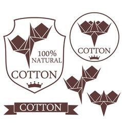 Cotton vector