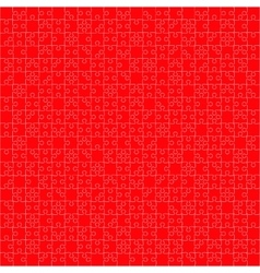 400 red puzzles vector
