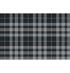 Platinum tartan fabric texture seamless background vector