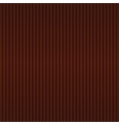 Chocolate Background with Brown Stripes vector image vector image