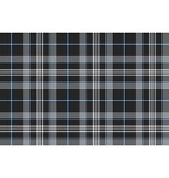 Platinum tartan fabric texture seamless background vector