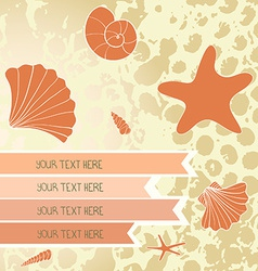 SeaShell26 vector image