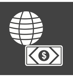 Global cash transfer vector
