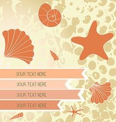 SeaShell26 vector image