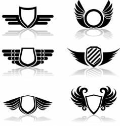 Shields symbols vector