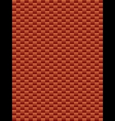 Brick texture geometric seamless background vector