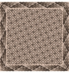 Basket weave pattern vector