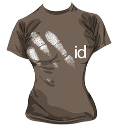 Sketch of id tee vector