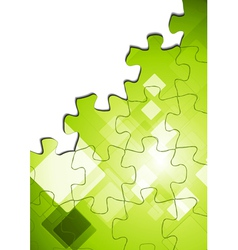 Hi-tech abstract background vector image