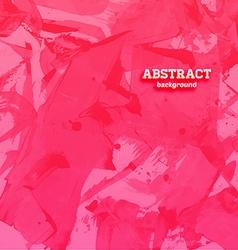 Bright pink abstract background vector