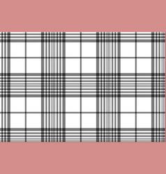monochrome fabric diagonal seamless texture vector image
