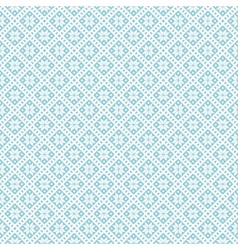 Abstract seamless pattern with stars or flowers vector