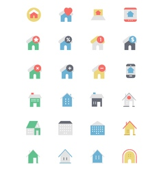 Real estate icon 5 vector
