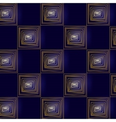 set of square abstract vector image vector image