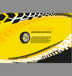 Automotive tire background 33 vector