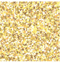 gold glitter texture seamless pattern vector image