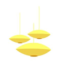 The lightingThe lighting vector image
