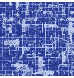 Blue check vector