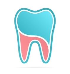 Dental clinic logo vector