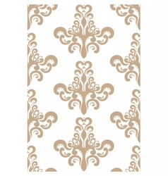 Acanthus leaves pattern vector
