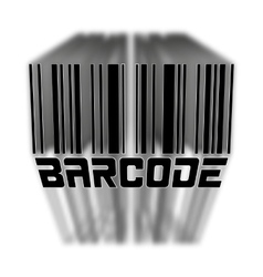 bulk barcode vector image