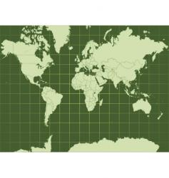 world wide vector image