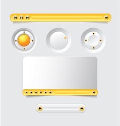 Knob vector image vector image