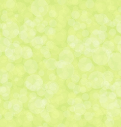 green background soft warm boken seamless vector image