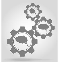 Gear mechanism concept 17a vector
