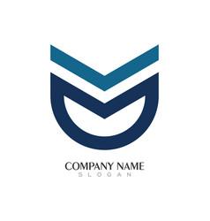 Business finance log vector