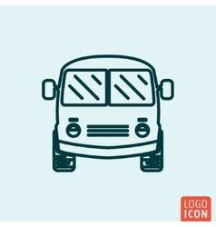 Icon line design vector image vector image