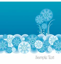 New Year's eve vector image vector image