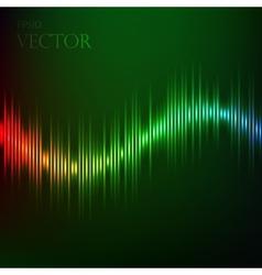 Equalizer background eps10 vector image
