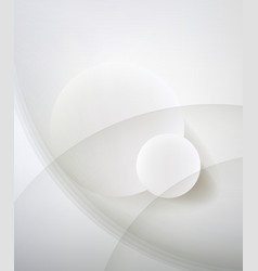 Abstract minimalist design in a light tone two vector