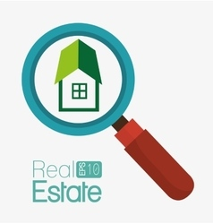 Real estate business vector