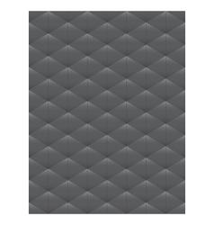 Geometric seamless gray background vector