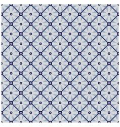 Geometric wallpaper pattern vector