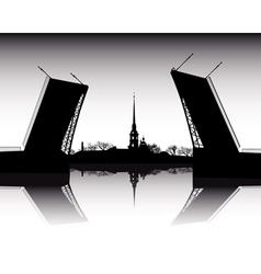 Sankt petersburg vector