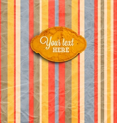 Paper Textured Background vector image