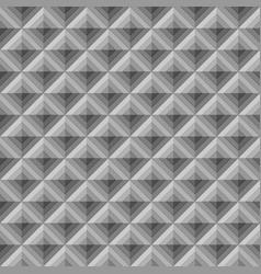 Abstract geometric rhombus seamless pattern vector