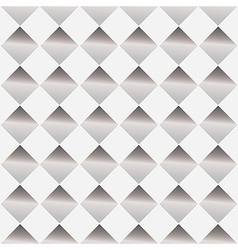 paper tunnel white vector image vector image