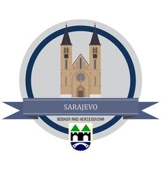 Sarajevo vector