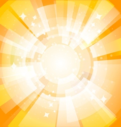 Bright background with rays3 vector
