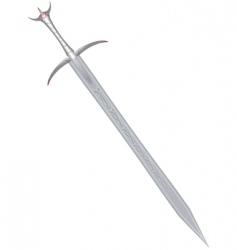 Sword vector