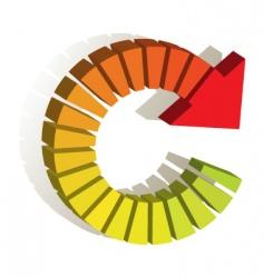Rewind logo vector