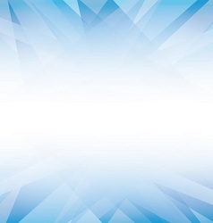 abstract white and blue bg vector image vector image