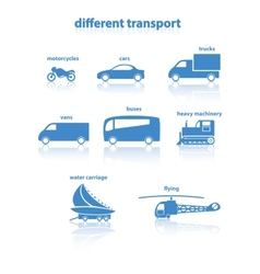 Different transport vector