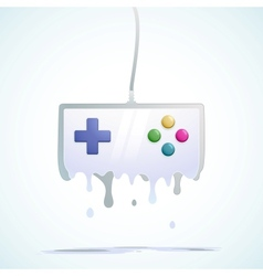 Liquid gamepad vector